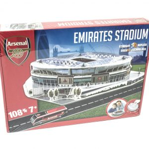 Arsenal Emirates Stadium 3D Puzzle