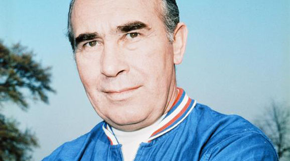 England Manager Sir Alf Ramsey, May 1973. Picture courtesy of Mirrorpix.