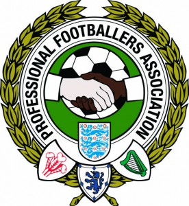 The National Football Museum Hall Of Fame is help in association with The PFA.