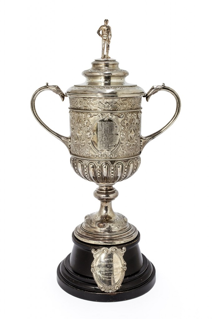 FA Cup Trophy, 1896 - ...