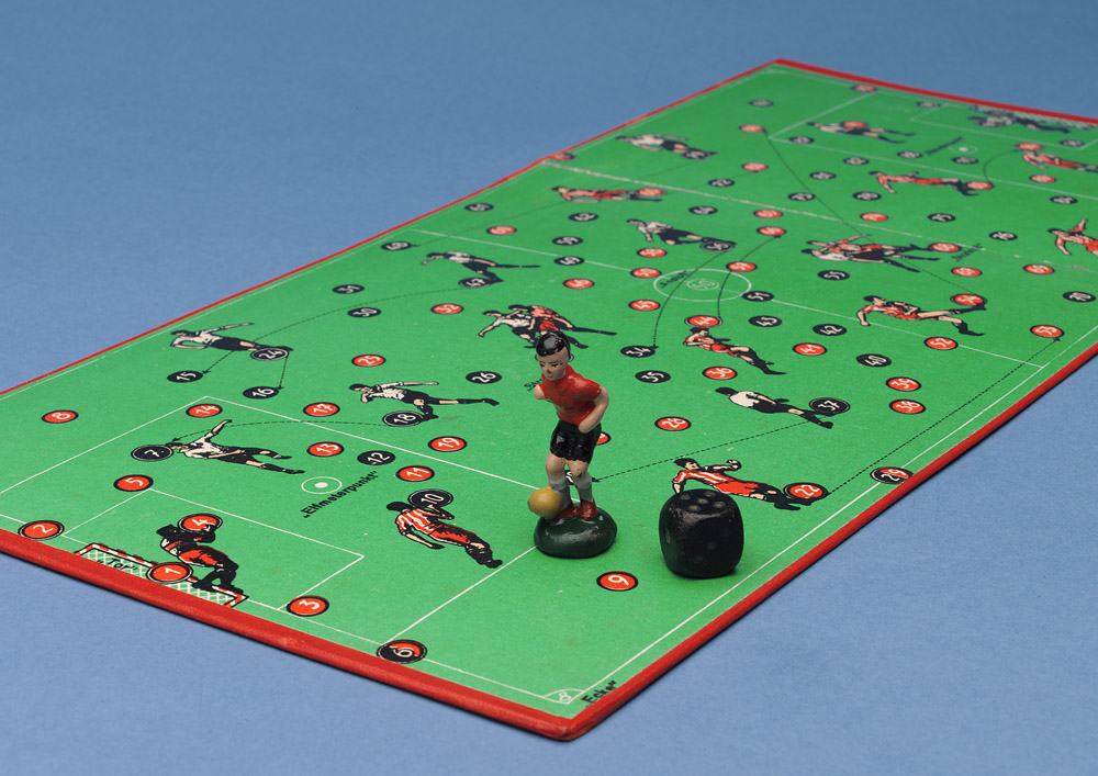 fußball game