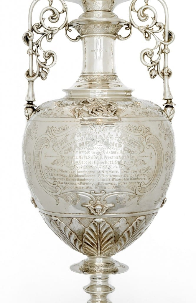 National 1890 Division - Football Trophy, First League
