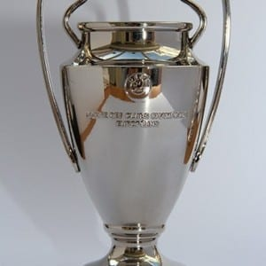 Champions League 3D Replica