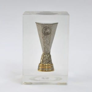 Europa League Acrylic
