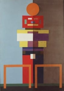 Game Of The Year, Ithell Colquhoun, 1953