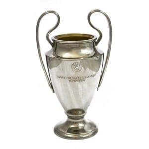 150mm Champions League Trophy 1