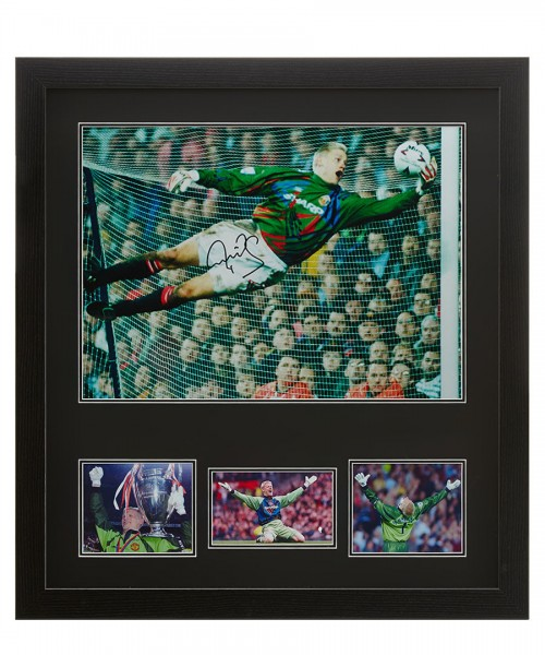 ART-PHO-0027 peter schmeichel signed photo