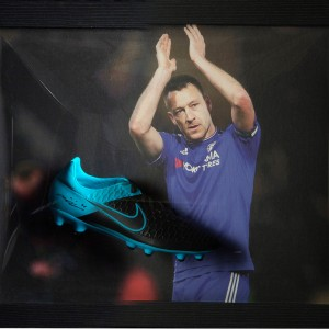 John Terry boot printed mount
