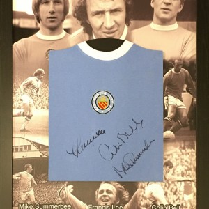 bell lee summerbee printed nount