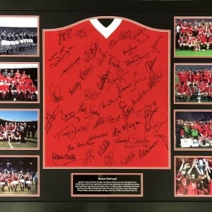 United legends shirt 1958 x42