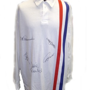 escape to victory shirt x5