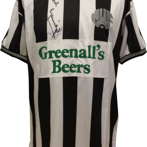 gazza newcastle shirt