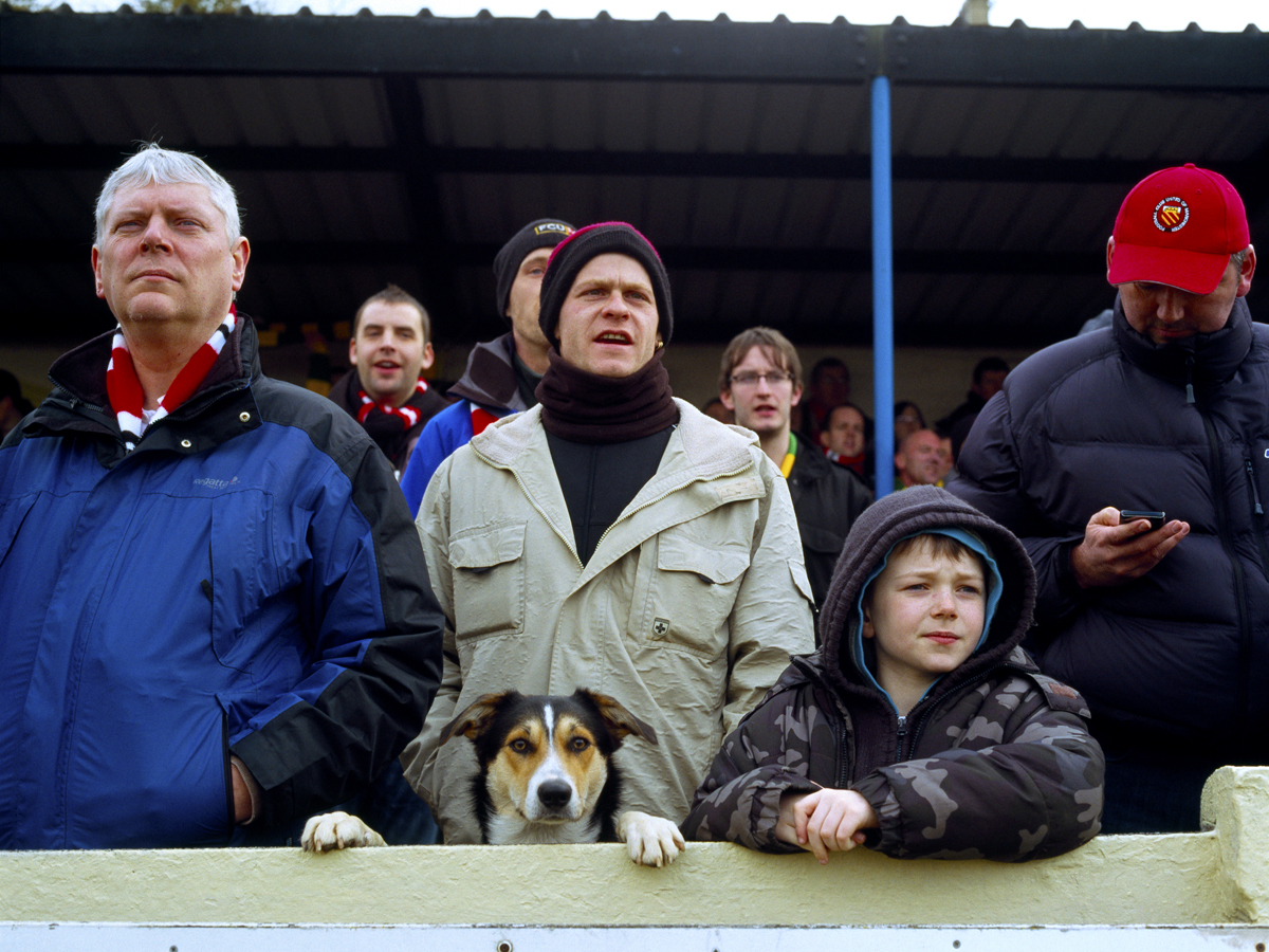The Game: 30 Years Through The Lens Of Stuart Roy Clarke