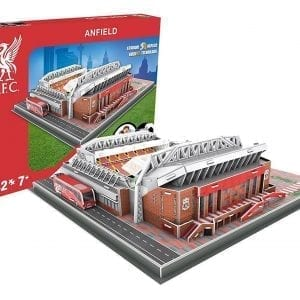 Anfield 3d Puzzle 2017