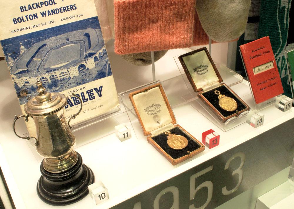 Matthews Medals