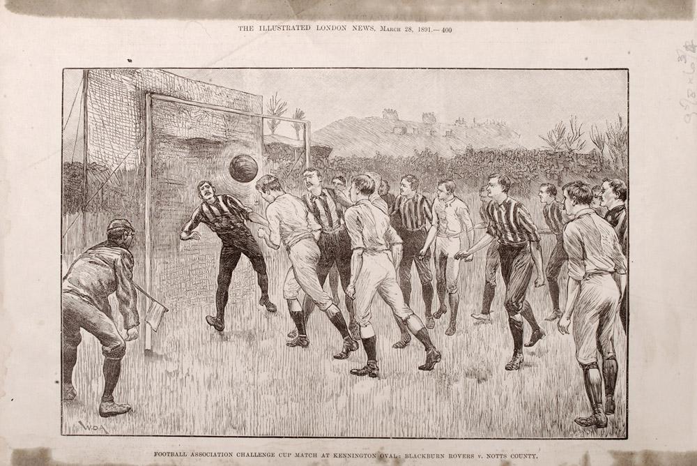 1891 FA Cup Final