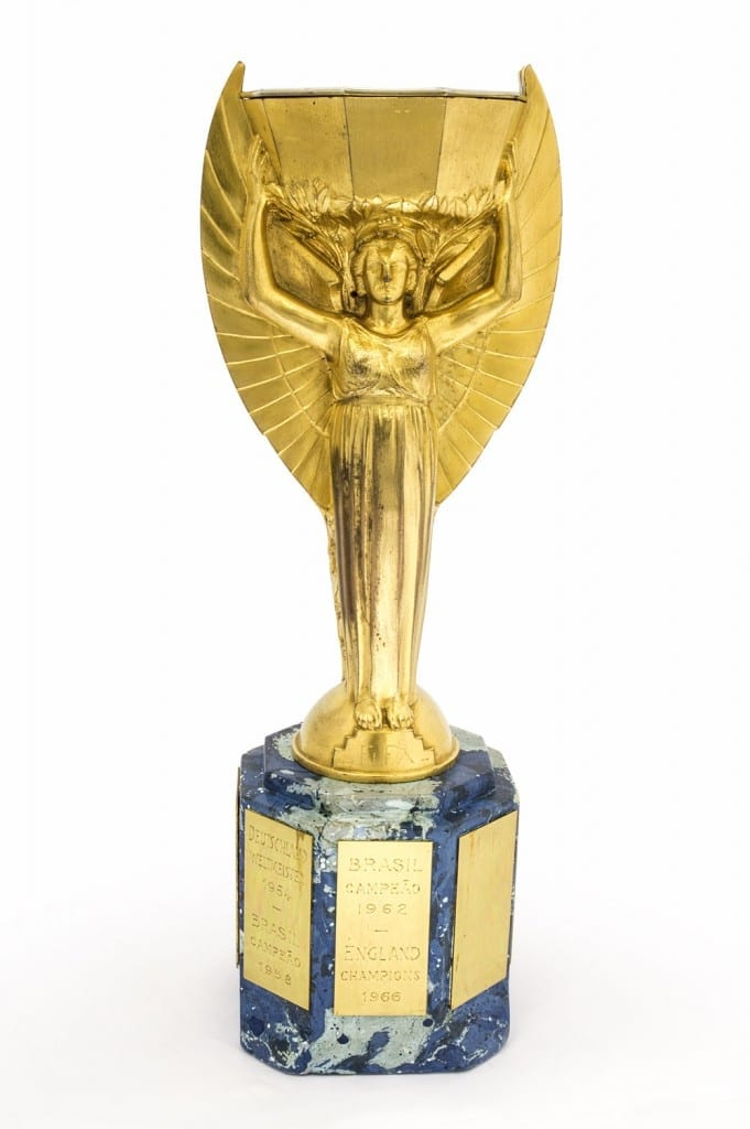a2867cb3104 Jules Rimet World Cup Trophy, 1966 - National Football Museum
