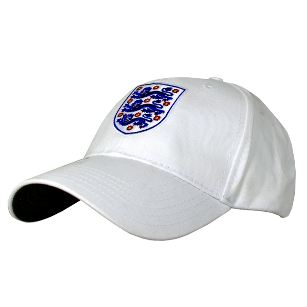 8d57ce0f5f4 England White Cap - National Football Museum