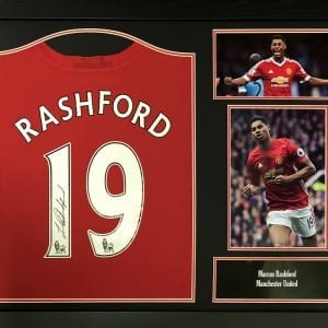 Rashford 19 shirt