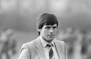 Dario Gradi takes over at Crystal Palace. 28th January 1981. Pic via Mirrorpix