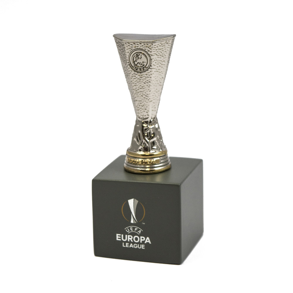 uefa europa league mini replica trophy uefa europa league mini replica trophy