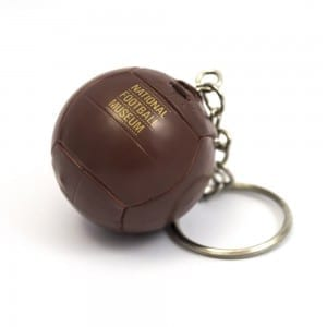 Retro Ball Keyring