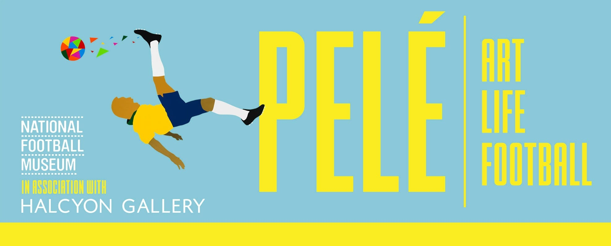 Pelé: Art Life Football