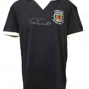 Archie gemmill shirt