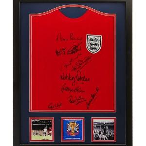 england 1966 x 10 shirt