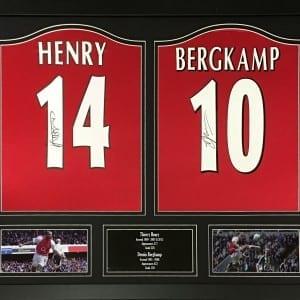 henry bergkamp double shirt