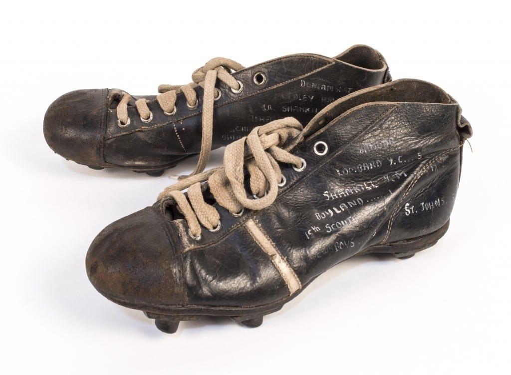 Football Boots, Circa 1960