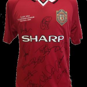 United 1999 shirt x12
