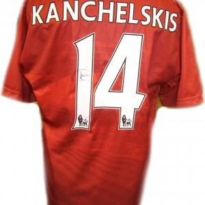 Kancheslskis 14 shirt