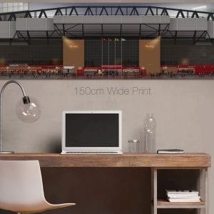 Daniel Griffin Liverpool – Anfield Stadium Panorama