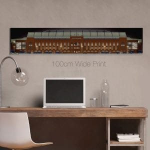 Daniel Griffin Rangers – Ibrox Stadium Panorama