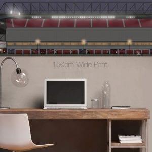 Daniel Griffin West Ham United – Upton Park/Boleyn Ground Panorama