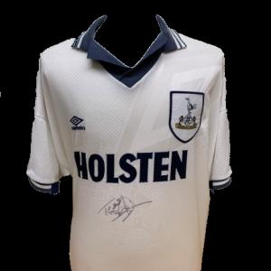 Teddy Sheringham Signed Tottenham 1993/95 Shirt