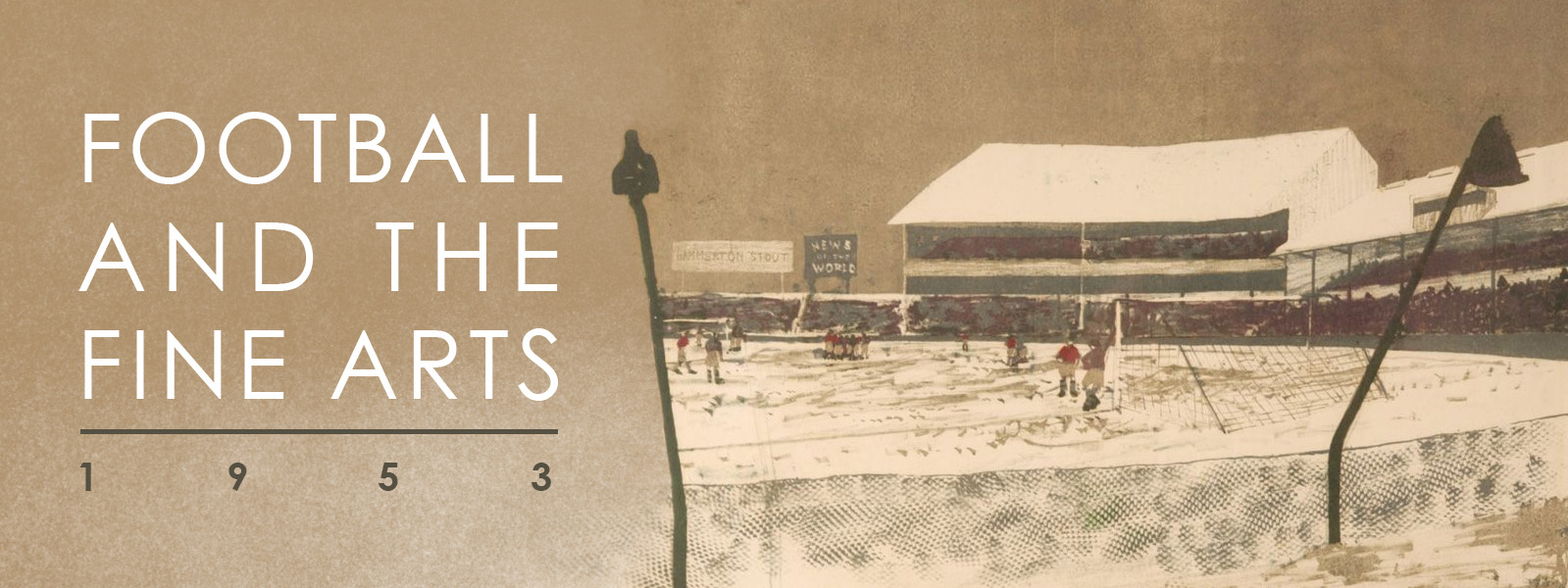 Football and the Fine Arts