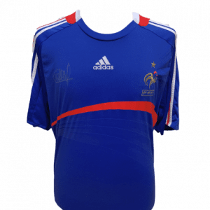 Thierry Henry Signed France 2007/08 Shirt