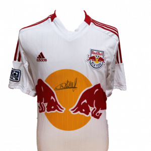 Thierry Henry Signed 2013 New York Red Bulls Shirt
