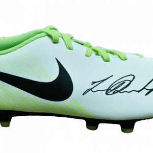 Marcus Rashford Signed Nike Football Boot