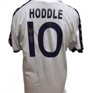Glenn Hoddle Signed Tottenham 1978 Shirt
