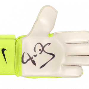 Peter Schmeichel Signed Goalkeeper Glove