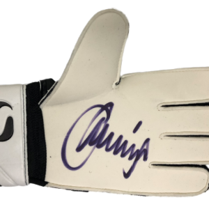 Jerzy Dudek Signed Goalkeeper Glove