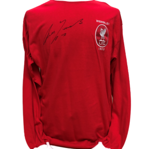 Ron Yeats Signed Liverpool 1965 FA Cup Final Shirt