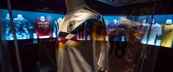 National Football Museum Strip Online