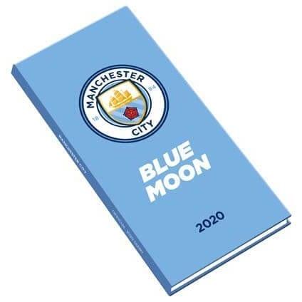 Manchester City Slim Diary 2020