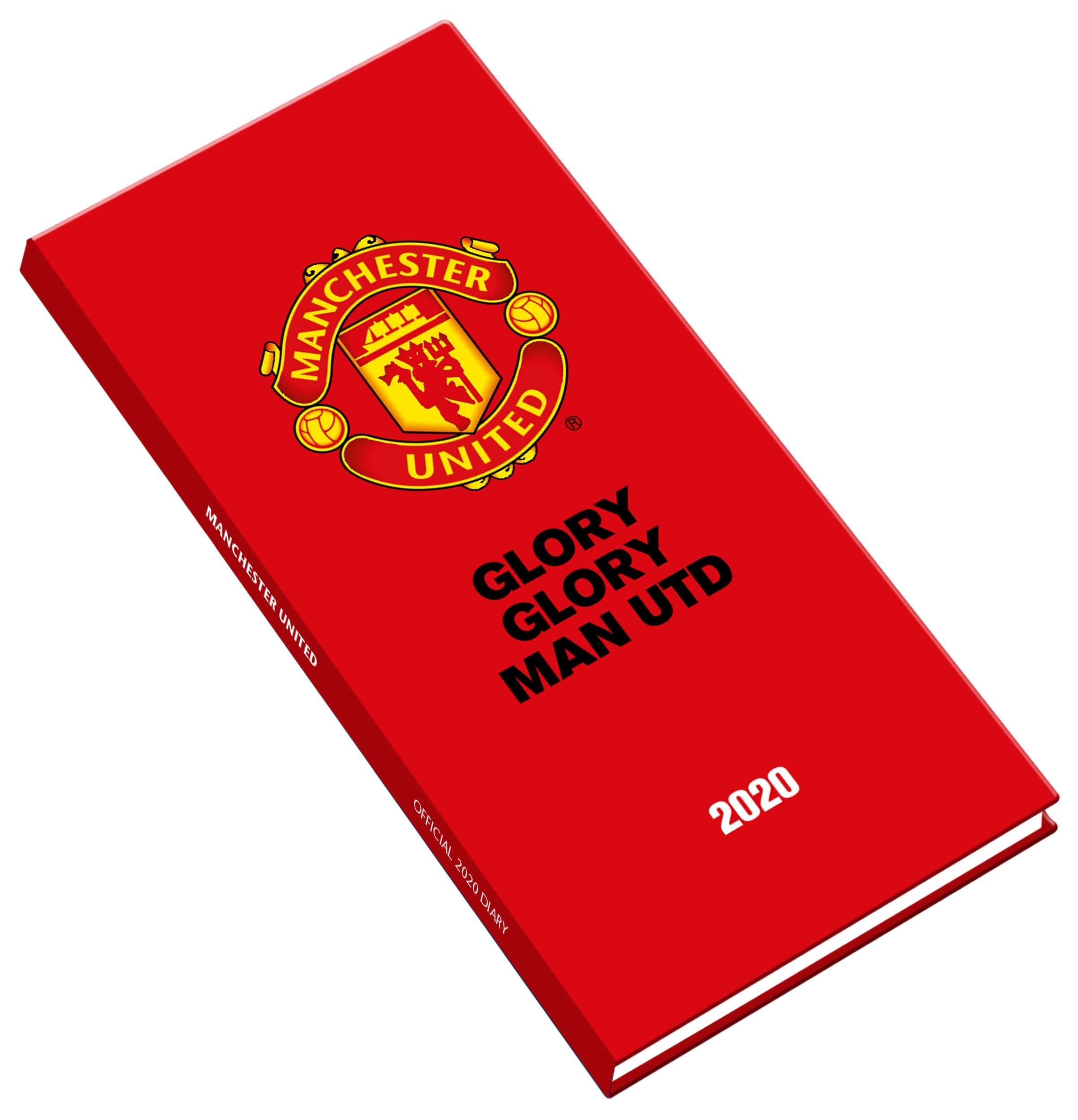 Manchester United Slim Diary 2020