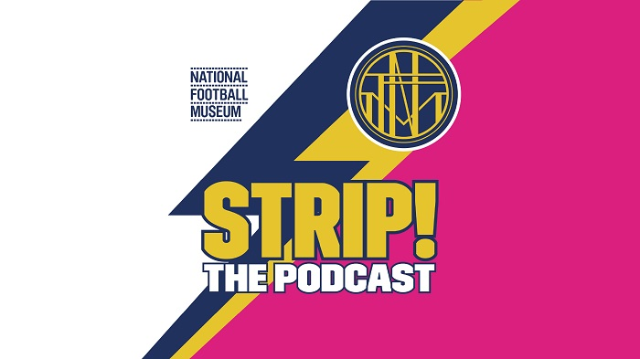 Strip National Football Museum Podcast image