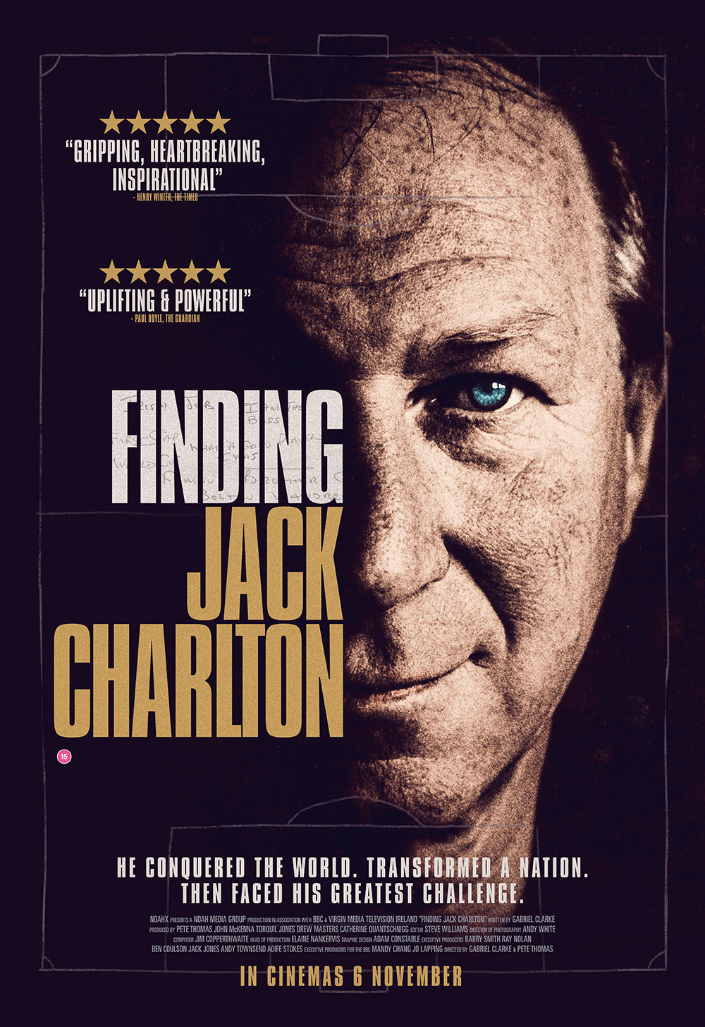 Jack Charlton film poster